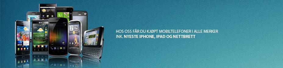 Mobiler / Uten abonnement